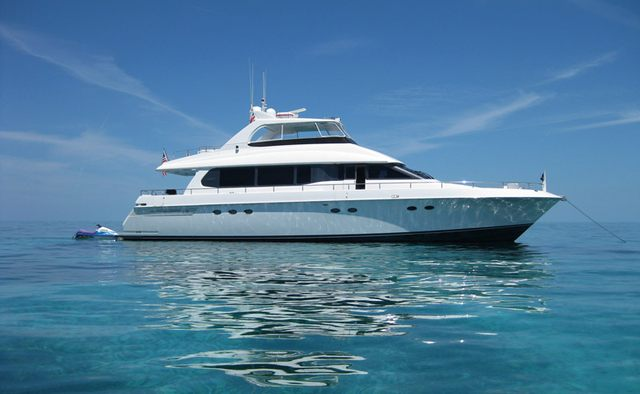 Companionship Yacht Charter in Bahamas