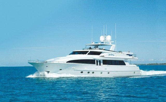 Equation yacht charter Crescent  Yachts Motor Yacht