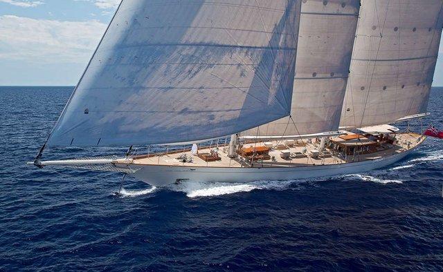 Gweilo yacht charter Mengi-Yay Sail Yacht