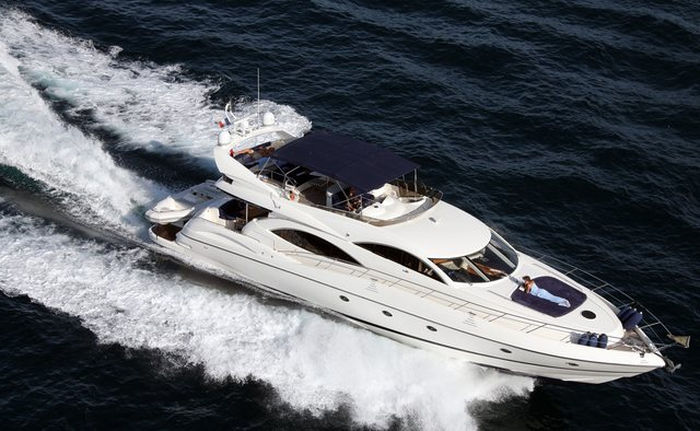 Vogue of Monaco Yacht Charter in Seychelles