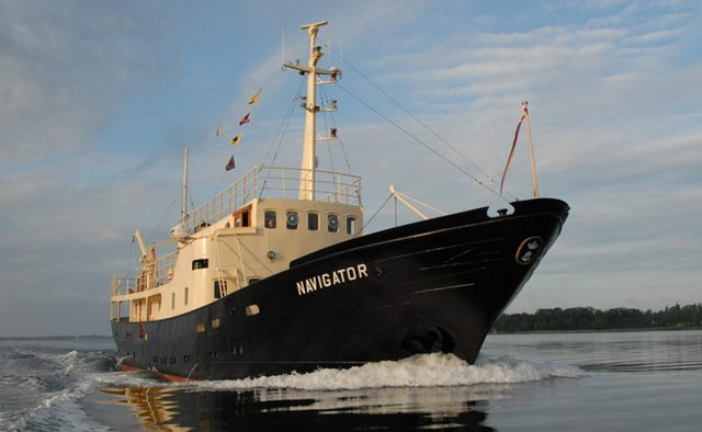Navigator Yacht Charter in Norway