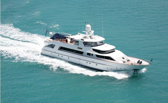 Phoenix One Yacht Charter in Sydney
