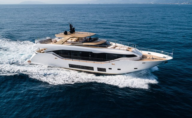 Taboo of the Seas yacht charter Maiora Motor Yacht