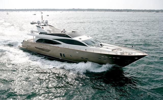 Sun Shine 1 yacht charter Couach Motor Yacht