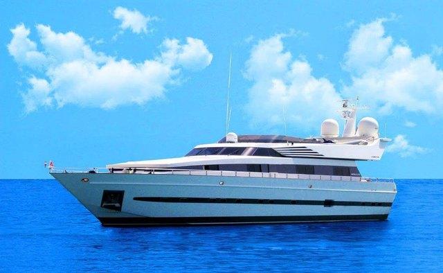 Thirty Love yacht charter Cantieri di Pisa Motor Yacht