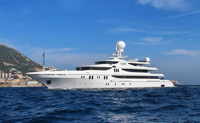 Double Down yacht charter Codecasa Motor Yacht