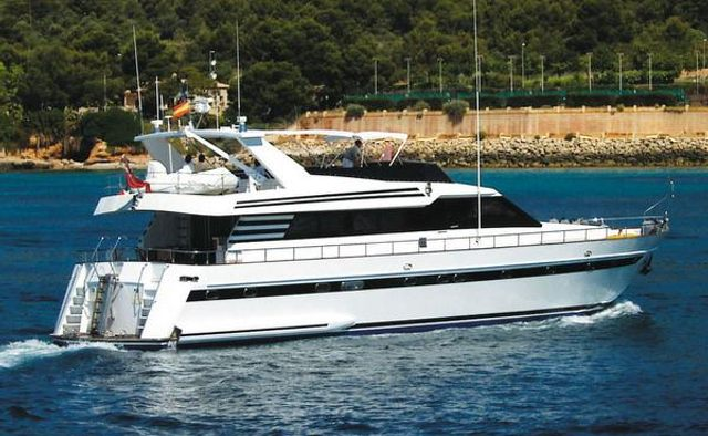 Lady Tatiana yacht charter Eser Yat Motor Yacht