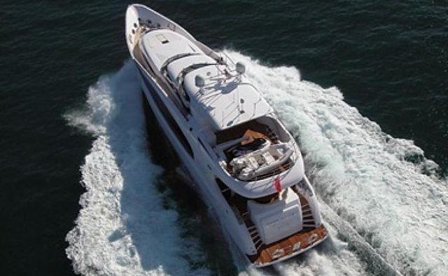C'est La Vie yacht charter KaiserWerft Motor Yacht