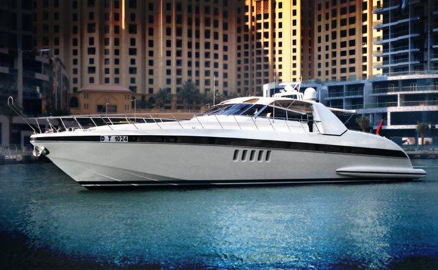 Time Out Umm Qassar Yacht Charter in Dubai