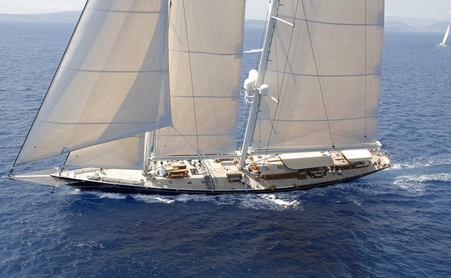 Athos Yacht Charter in Alghero