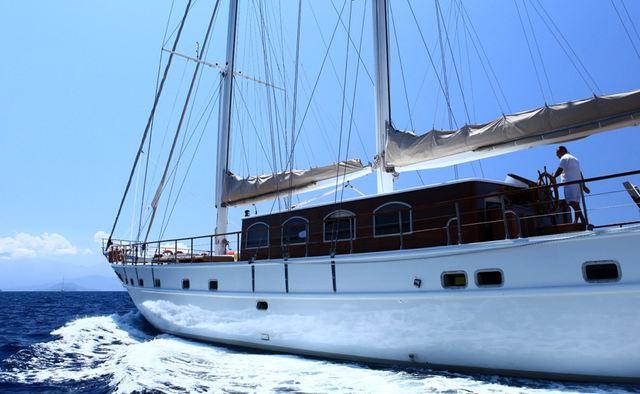 CEO III yacht charter Tuzla Shipyard Motor Yacht
