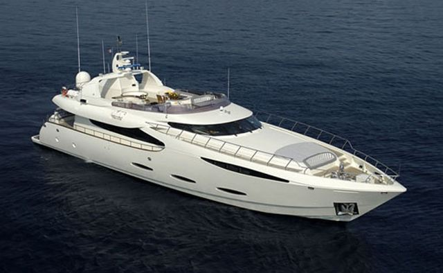 Mabruk III Yacht Charter in South of France