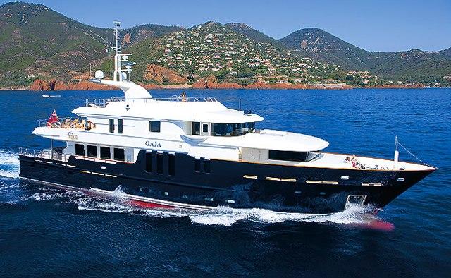 Gaja Yacht Charter in Cyprus