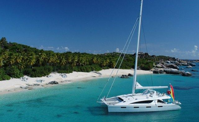 Zingara yacht charter Matrix Yachts Sail Yacht