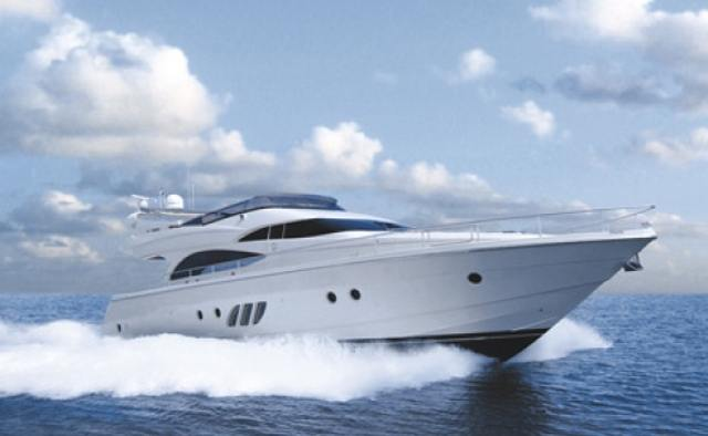 Jaco yacht charter Dominator Motor Yacht
