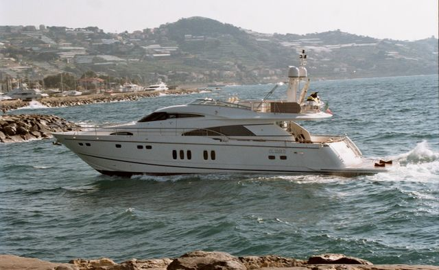 Xchè yacht charter Fairline Motor Yacht