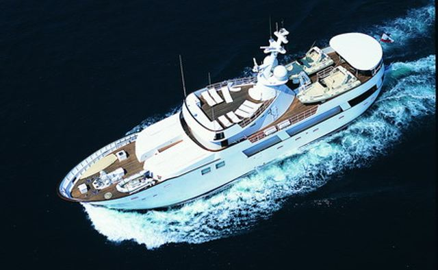 Nibani yacht charter Maritima de Axpe Motor Yacht