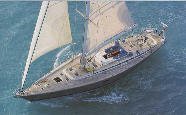 Capercaillie yacht charter Nautor's Swan Sail Yacht