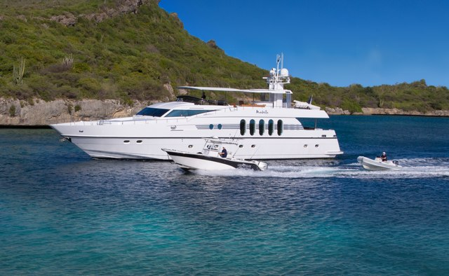 Marbella Yacht Charter in Central America