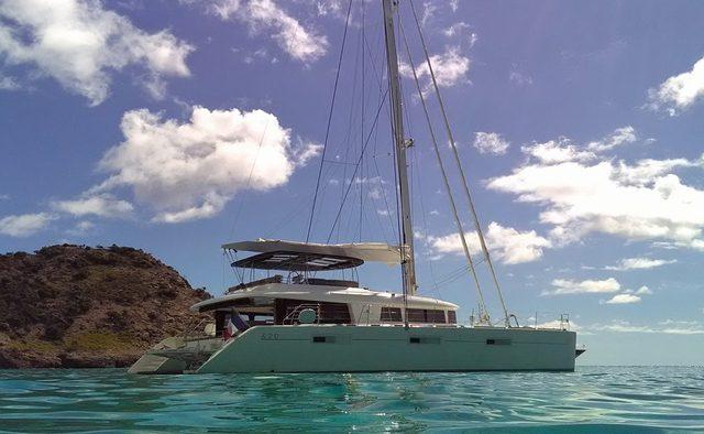 Selene Yacht Charter in Greece
