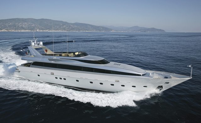 Be Cool² Yacht Charter in Cyprus
