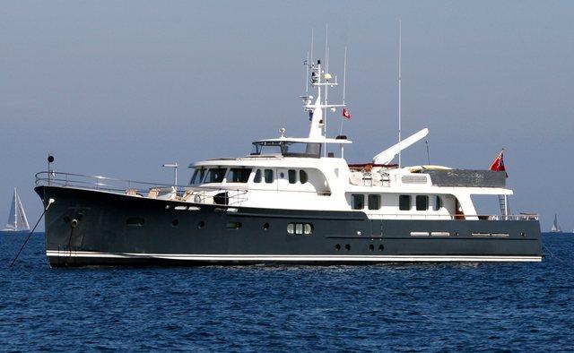 Alexandria yacht charter Ocea Motor Yacht