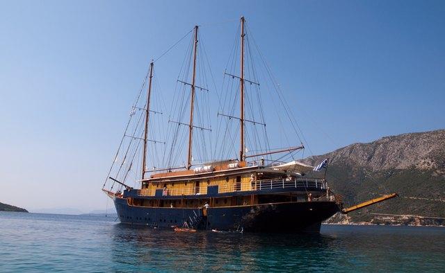 Galileo Yacht Charter in Crete
