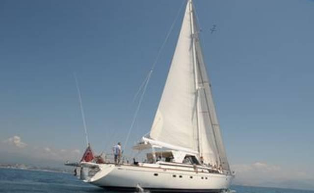Moonlight II of London yacht charter CIM Sail Yacht