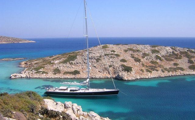 Vaimiti Yacht Charter in British Virgin Islands