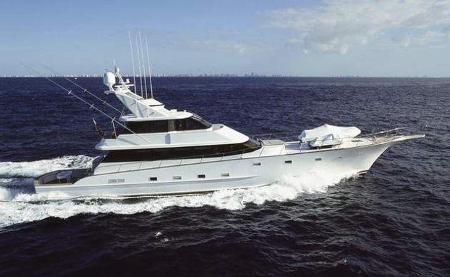 Seacall yacht charter Denison Motor Yacht