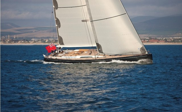 Thalima yacht charter Southern Wind Sail Yacht