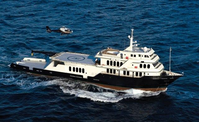 Global Yacht Charter in Porto Cervo
