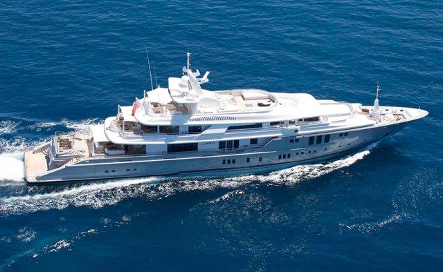 Siren Yacht Charter in Italy