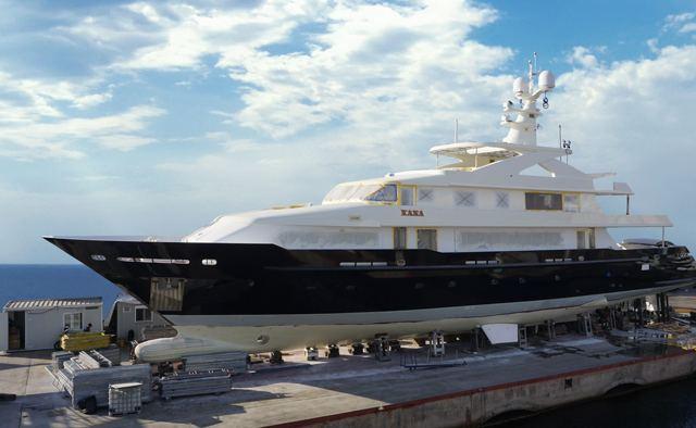 Xana Yacht Charter in Greece