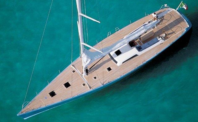 Genie yacht charter Maxi Dolphin Sail Yacht
