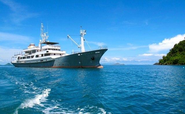 Salila Yacht Charter in Koh Poda