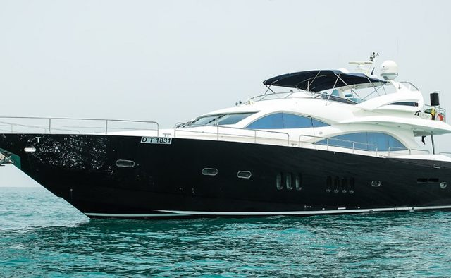 Notorious Yacht Charter in Abu Dhabi