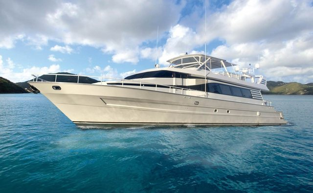 Suite Life yacht charter Tarrab Yachts Motor Yacht