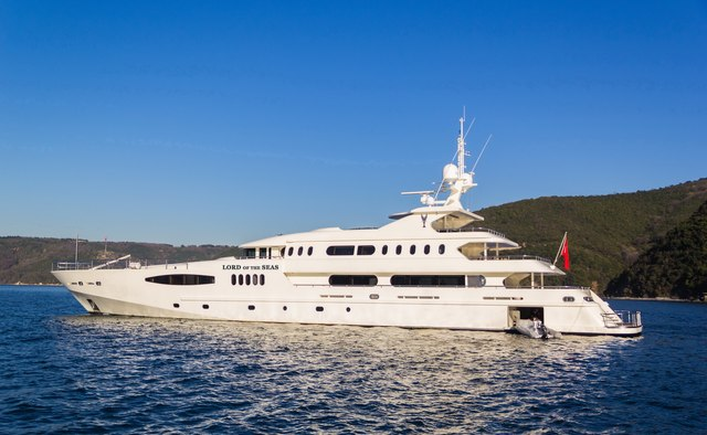 Lord Of The Seas Yacht Charter in Alghero