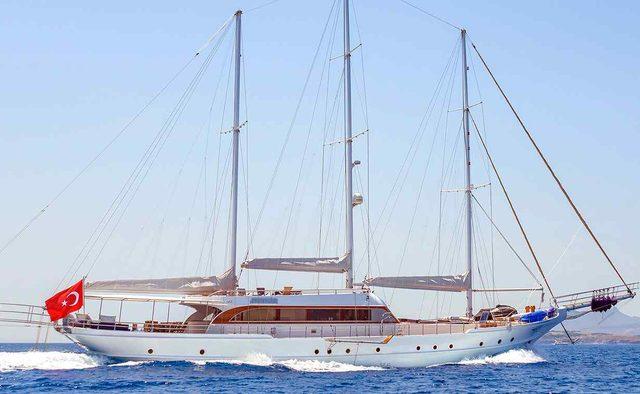 Bella Mare Yacht Charter in Lastovo Island
