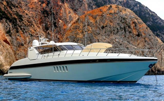 Angelina yacht charter Overmarine Motor Yacht