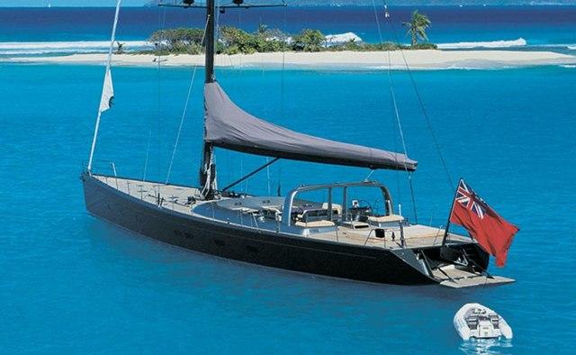 Wally B Yacht Charter in St Tropez