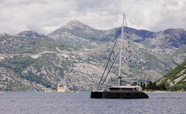 Gyrfalcon Yacht Charter in St Barts
