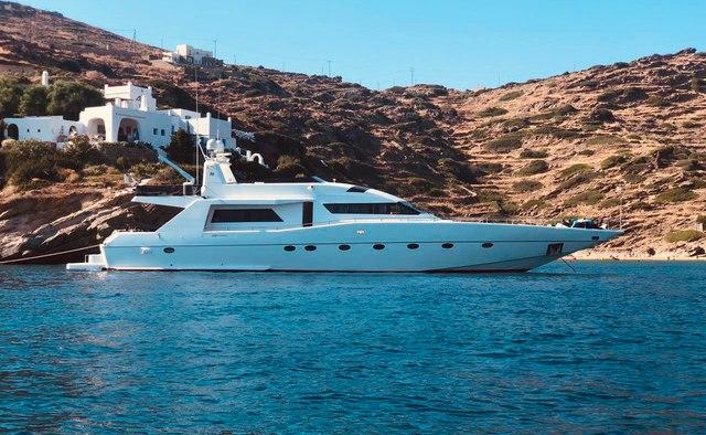 Wish yacht charter Alfamarine Motor Yacht