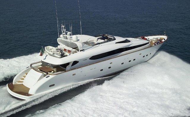 Ramina yacht charter Maiora Motor Yacht