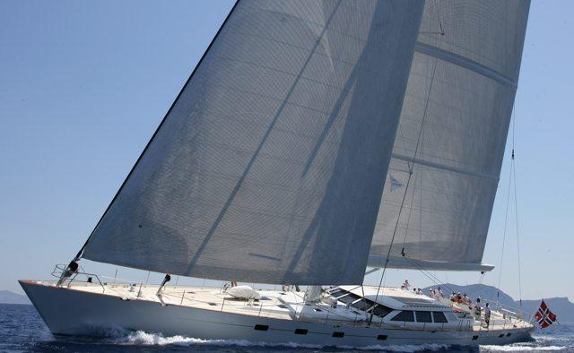 Cavallo yacht charter Baltic Yachts Sail Yacht