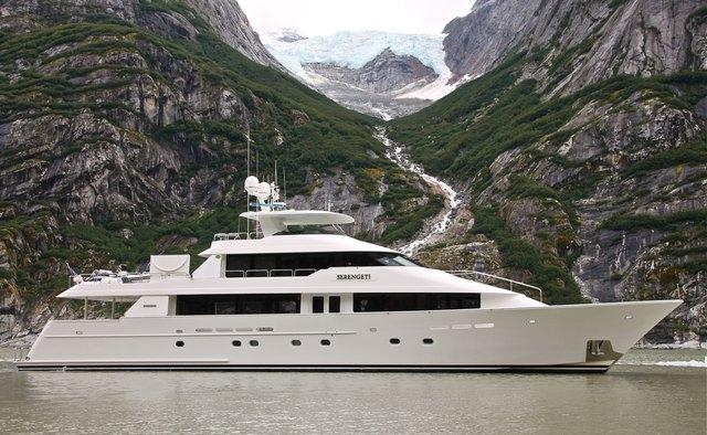 Serengeti Yacht Charter in Alaska