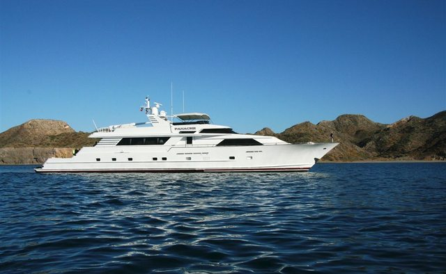 Panache Yacht Charter in Central America