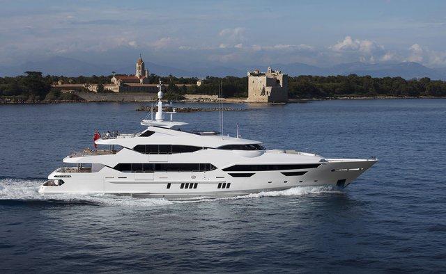 Princess AVK yacht charter Sunseeker Motor Yacht