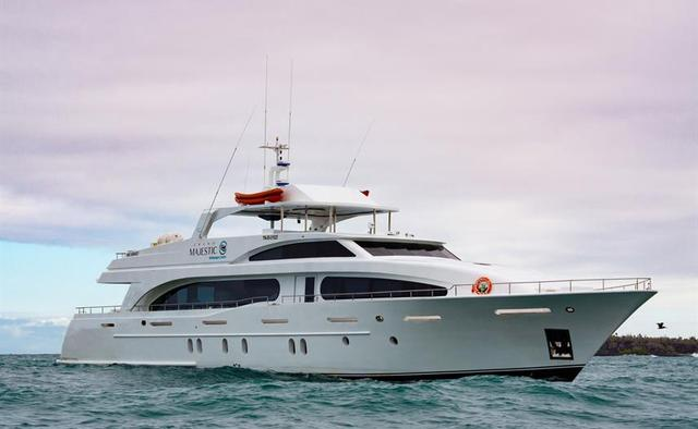 Grand Daphne Yacht Charter in South America